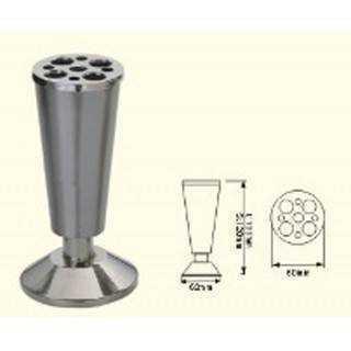 Grifería ducha monomando manilla metálica 40 milímetros