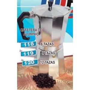 Cafetera greca 12 tazas