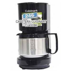 Cafetera cuisinart 4 tazas