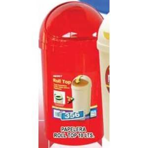 Papelera rolltop 10 litros alfa