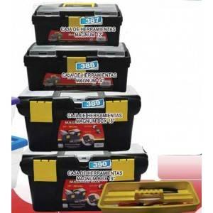 Caja para herramientas magnum de 16 pulgadas