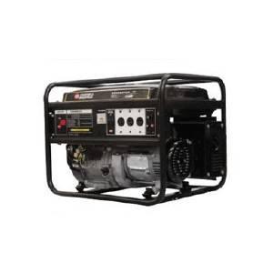 Generador A Gasolina De 5000W. Marca Campbell Hausfeld