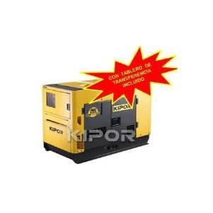 Generador Diesel insonoro 11.5KVA 1HP 220V