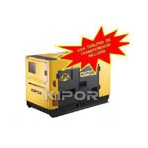 Generador Diesel insonoro 20KVA 3HP 220V