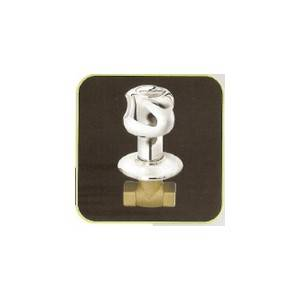 Llave de ducha individual. Caicos 100% bronce