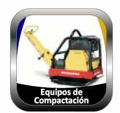 Maquinas para compactar, equipos de compactacion